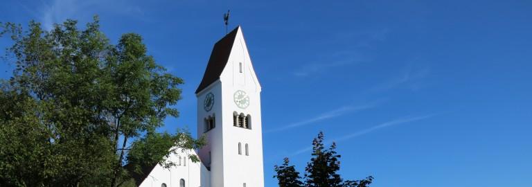 Herzlich Willkommen   Ev.-Luth. Kirchengemeinde Schongau