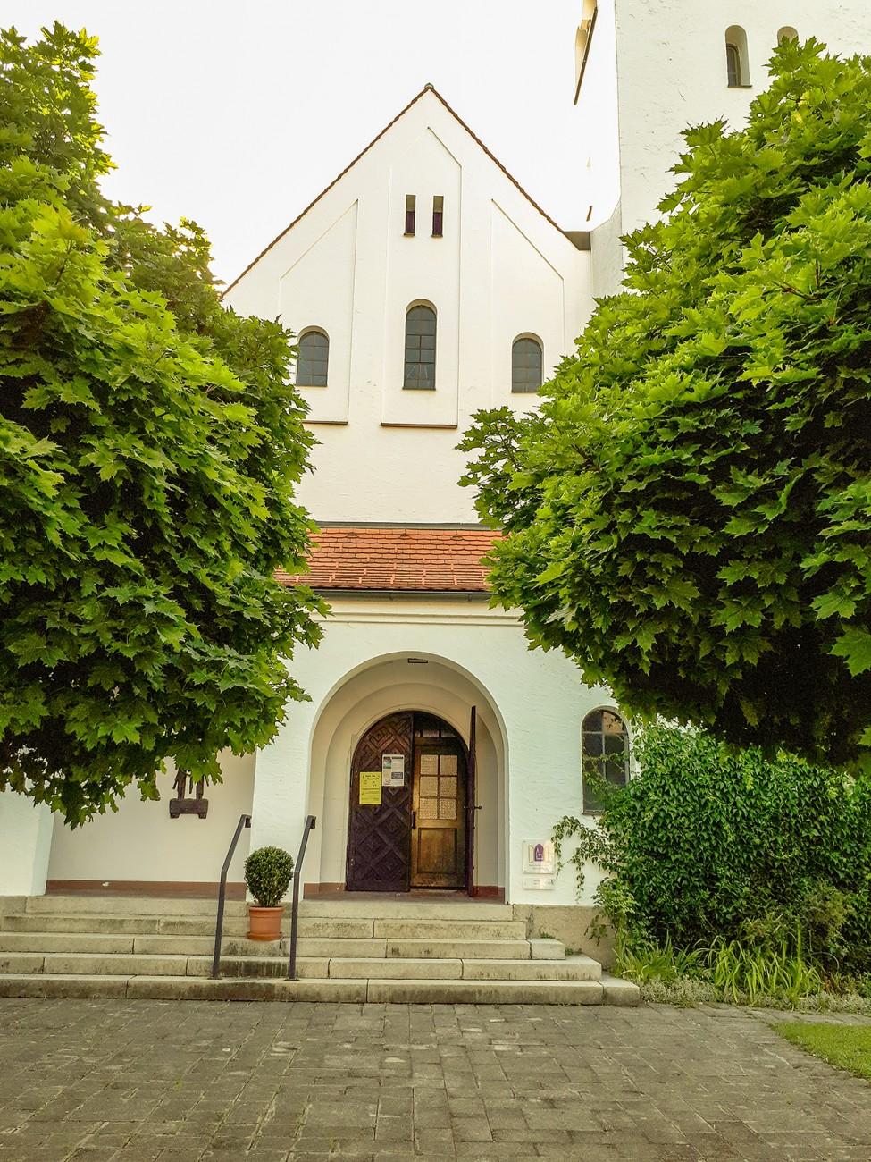 Kircheneintritt   Ev.-Luth. Kirchengemeinde Schongau