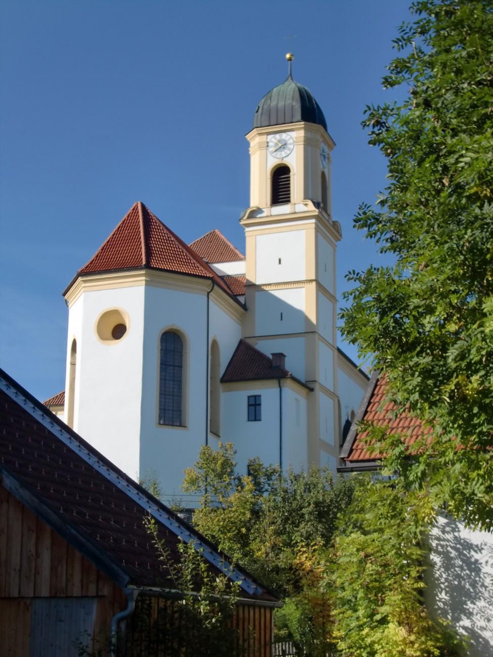 Gottesdienste   Ev.-Luth. Kirchengemeinde Schongau